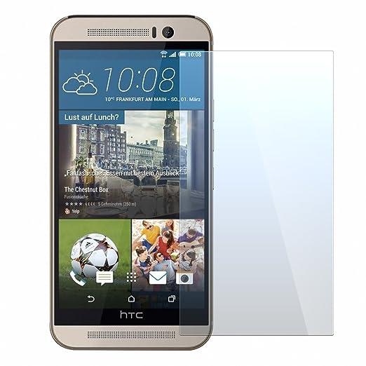 3 opinioni per Pellicola Vetro Temperato HTC One M9 Protezione Dello Schermo. NEVEQ® Pellicola