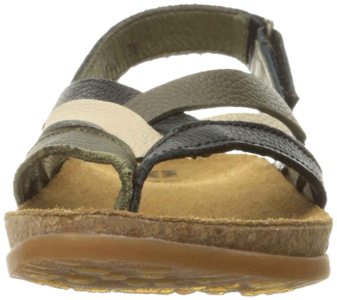 El Naturalista Wouomo Zumaia Zumaia Zumaia Nf47 Flat Sandal - Choose SZ Coloreeeee 39af7a