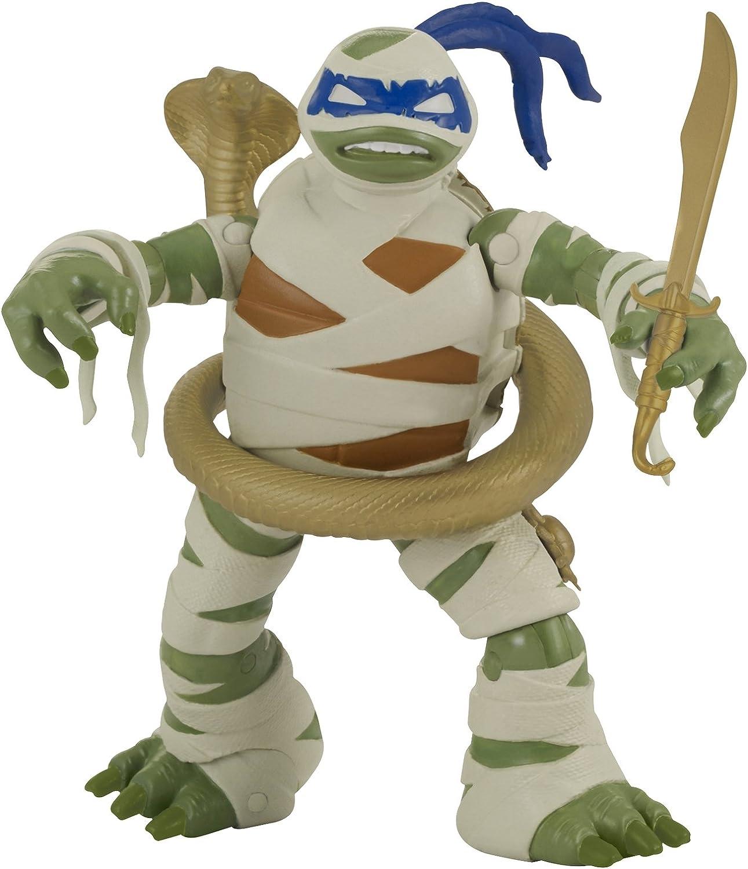 """Teenage Mutant Ninja Turtles Mutant Mummy Leonardo Basic Action Figure, 5"""""""