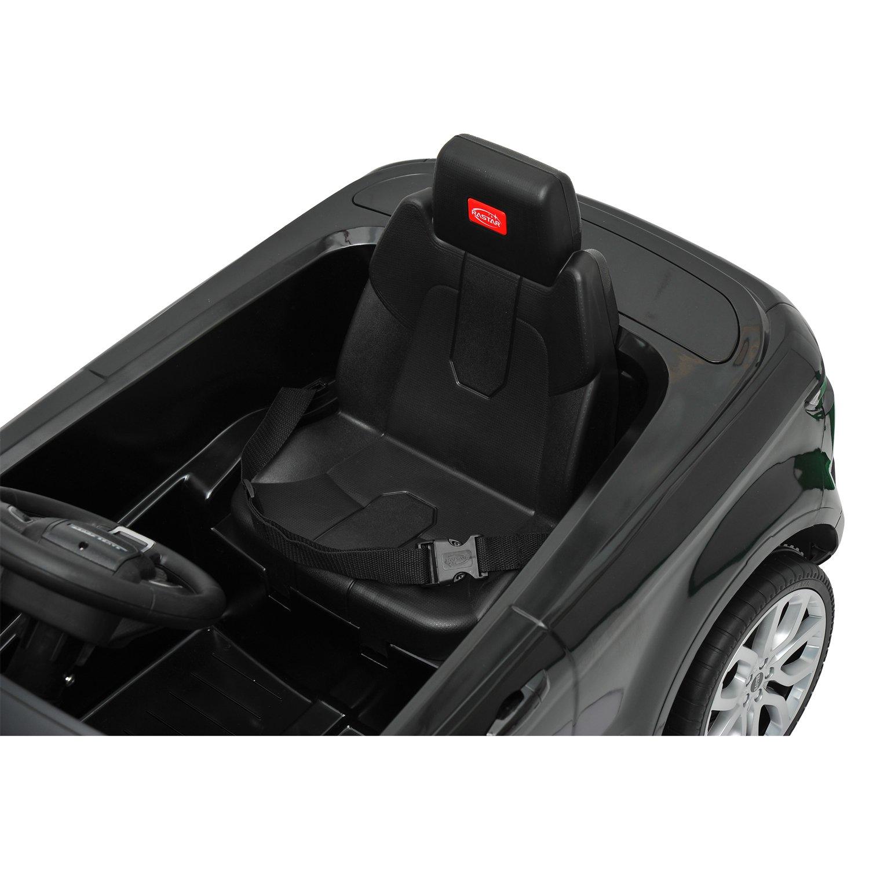 Toy Bmw Z4 Rastar Wiring Diagram Detailed Schematics Saturn Aura Amazon Com Land Rover Evoque Kids 6v Electric Ride On Car W