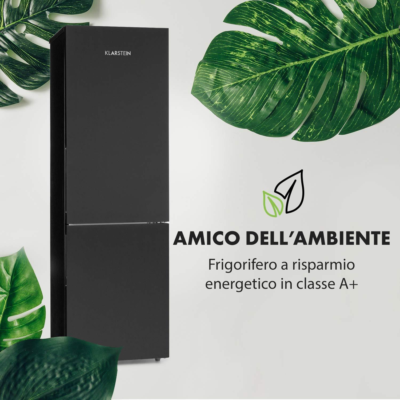 Klarstein MIRO XL • combinación frigorifero-congelatore • nevera ...