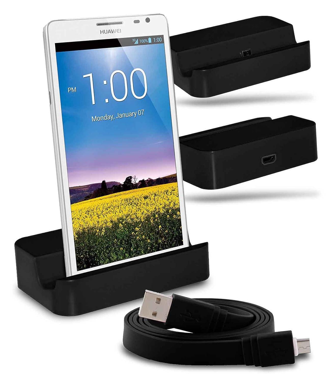 Huawei Ascend G7 (Micro USB de carga Soporte Dock Base de ...