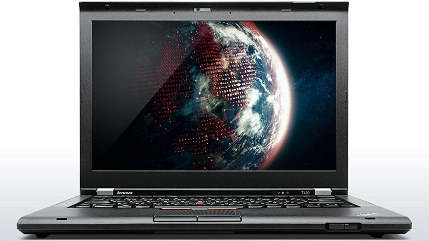 Lenovo Thinkpad T430 Built Business Laptop Computer Intel Dual Core i5 Up to 3.3 Ghz Processor, 8GB Memory, 320GB HDD, Windows 10 Professional - Bulk Packaging Refurbished