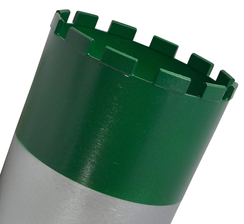 MDW Diamant Nass-Bohrkrone /Ø 52-200 mm x NL 400 mm Premium Dach Speed