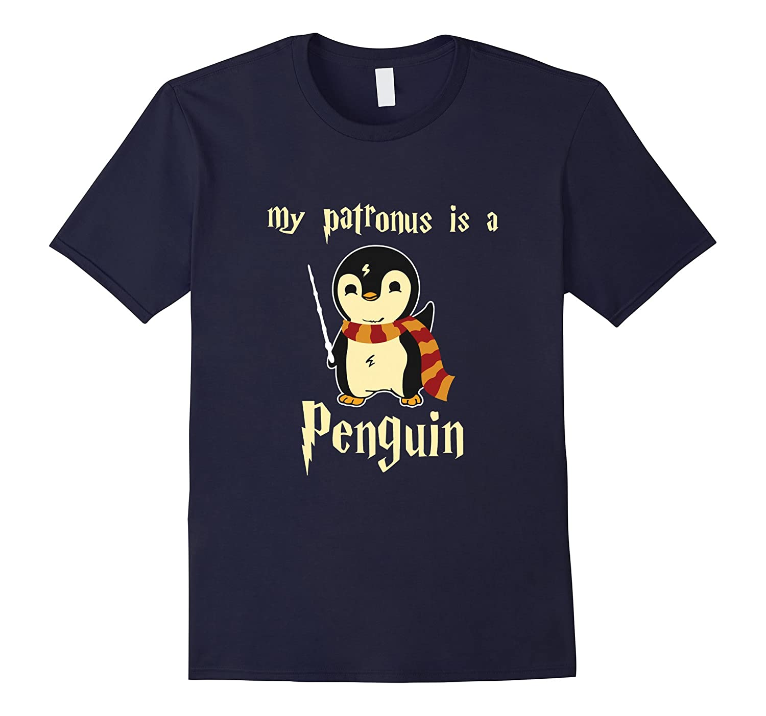 My Patronus is a Penguin Hot 2017 T-Shirt-BN