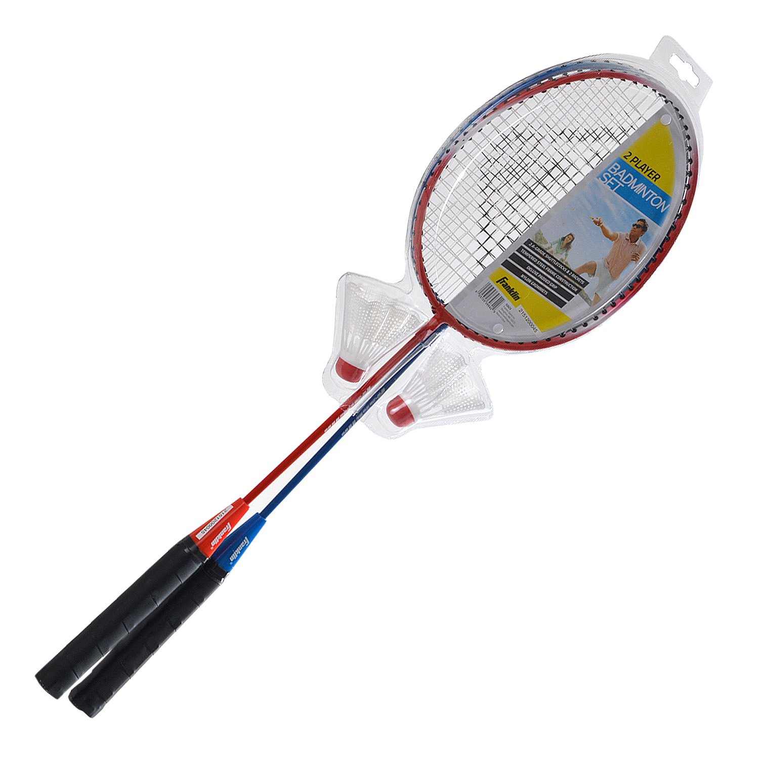 Amazon Franklin Sports 2 Player Badminton Racquet Replacement Set General Sporting Equipment Outdoors