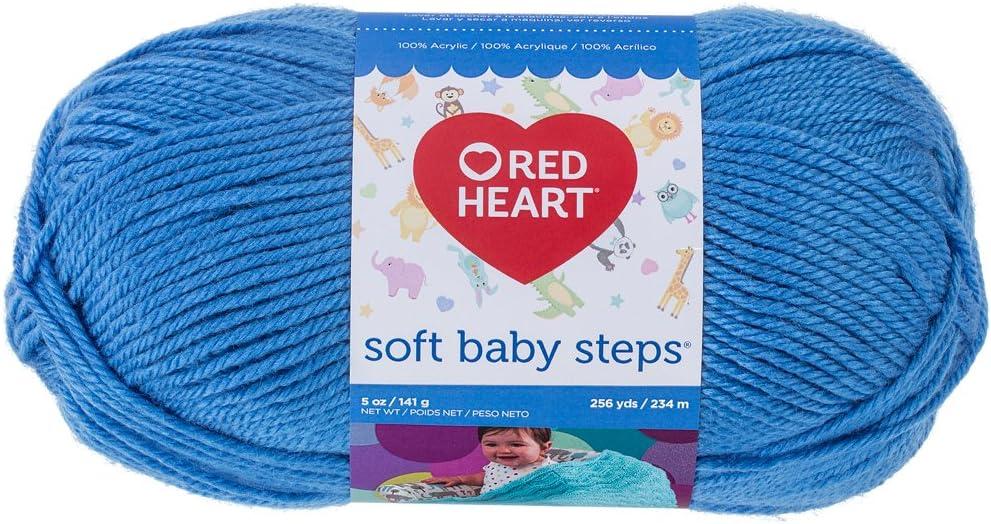 Red Heart Soft Baby Yarn