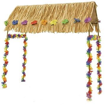 Merveilleux Table Top Tiki Hut