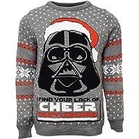 Rubberroad Darth Vader Xmas Pullover L - Not Machine Specific