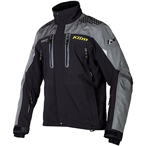 Klim Valdez Parka chaqueta de esquí nieve chaqueta - negro ...