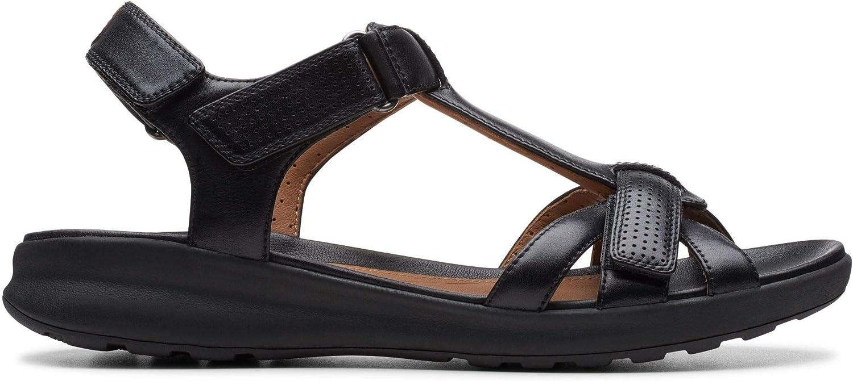 Zapatos de Cordones para Mujer, Color Negro, Marca CLARKS, Modelo Zapatos De Cordones para Mujer CLARKS 26141720 Negro