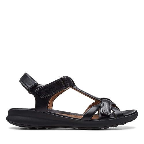 503636368871 Clarks Ladies Unstructured Strappy Sandals Un Adorn Vibe  Amazon.co ...