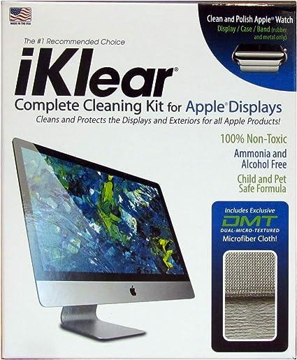 Apple Microfiber Screen Cleaning Cloth for MacBook Pro iMac iPad iPhone iPod