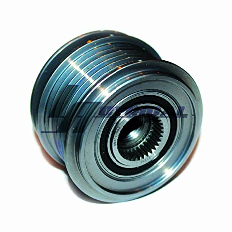 LActrical HD CLUTCH PULLEY FOR VW VOLKSWAGEN BEETLE GOLF GTI JETTA TDI DIESEL ALTERNATOR AUDI TT