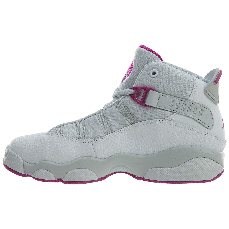 NIKE Jordan 6 Rings GP Girls Fashion-Sneakers 323431