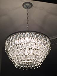 Crystal Teardrops For Chandelier: review image review image,Lighting