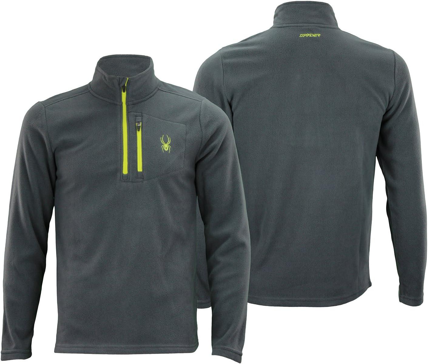 Spyder Kids Outbound Stryke Jacket Sweatshirt Sweater 8 Boys Size S NWT