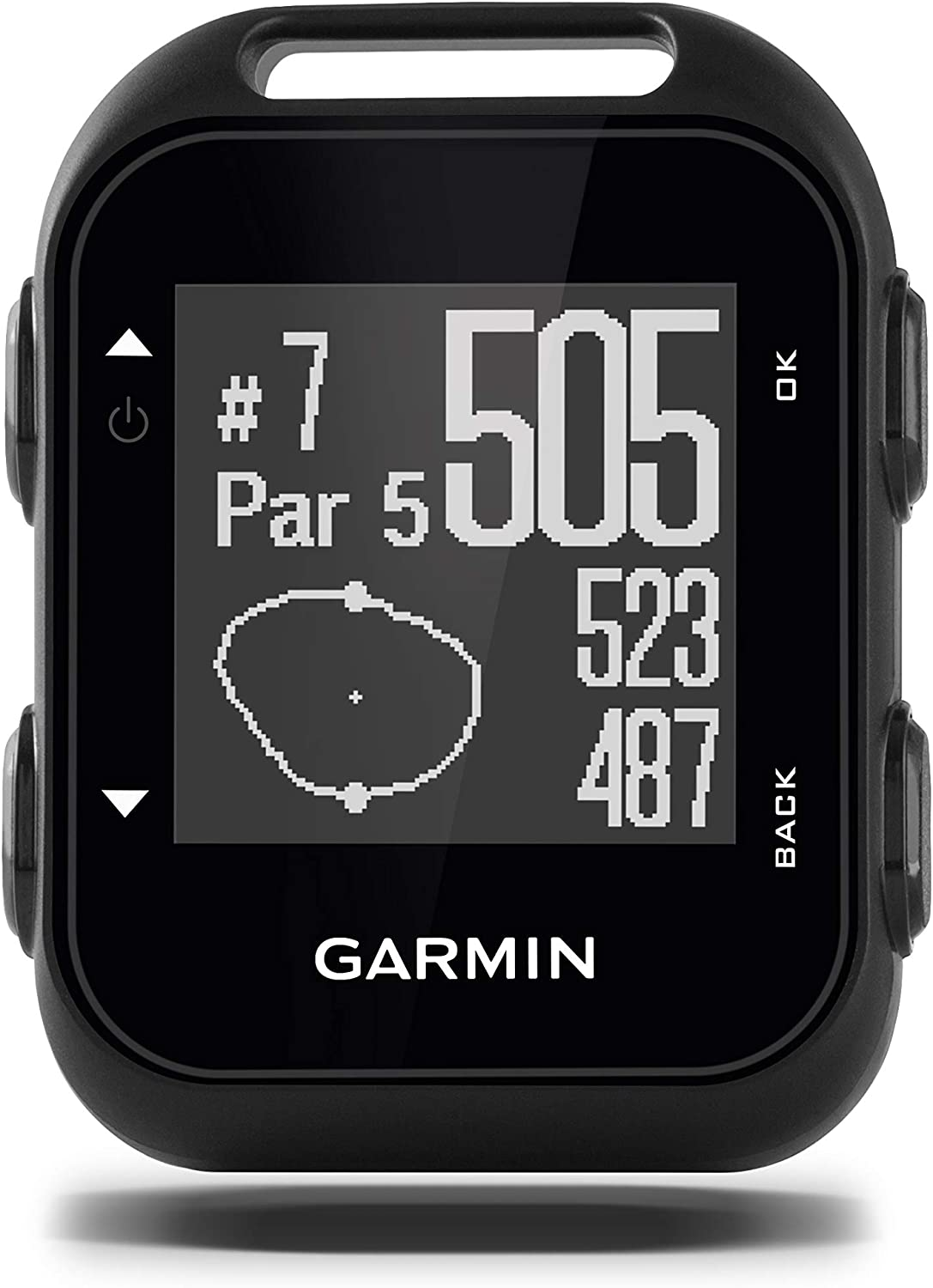 Garmin Approach G10 Compact and Handheld Golf GPS with 1.3″ Display
