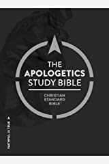 CSB Apologetics Study Bible: Black Letter, Defend Your Faith, Study Notes and Commentary, Ribbon Marker, Sewn Binding, Easy-To-Read Bible Serif Type Kindle Edition