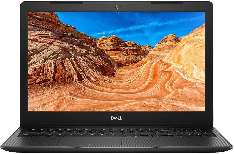 2021 Newest Dell Inspiron 3000 Laptop, 15.6 HD Display, Intel Pentium Gold 5405U Processor, 16GB RAM, 512GB PCIe SSD, Online Meeting Ready, Webcam, WiFi, HDMI, Bluetooth, Win10 Home, Black