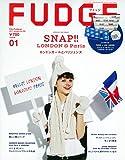FUDGE(ファッジ) 2017年 1月号 [ロンドンガールとパリジェンヌ]