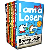 Barry Loser 6 Books Collection Pack Set By Jim Smith