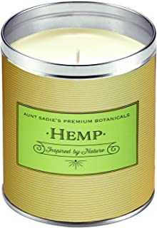 product image for Aunt Sadies Candles APO004 Apothecary, Hemp, 12.5 Ounces