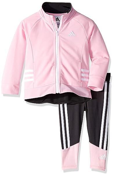 Amazon.com: adidas - Conjunto de chaqueta y pantalón con ...