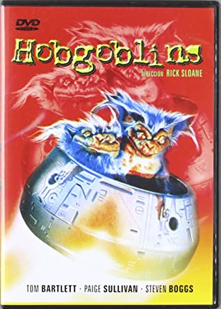 Amazon.com: Hobgoblins By Rick Sloane (European Format ...