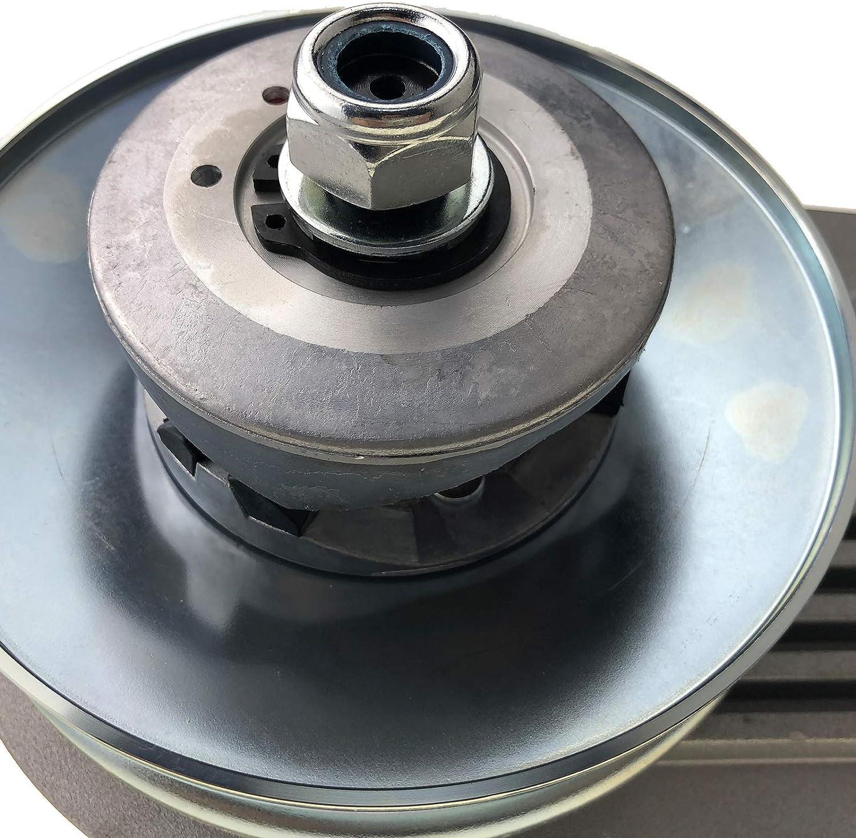 LucaSng Go-Kart Torque Converter CVT Clutch 3//4 Comet TAV2 30-75 218353A Manco 12T #35 and 10T #40 41 420 Chain Drive Belt Replacement Set of 30 Series