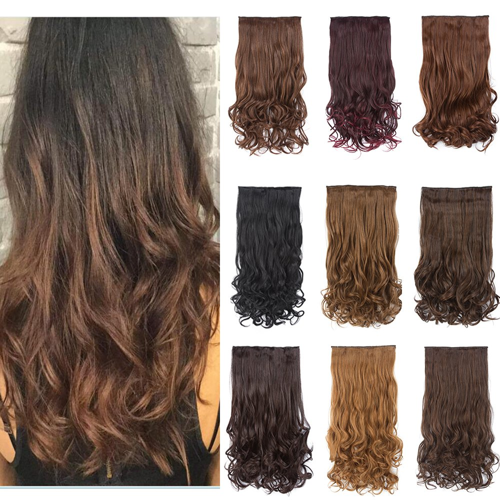 Hot Amazon 2 For 516 Reg 2578 Curly Wave Synthetic Hair