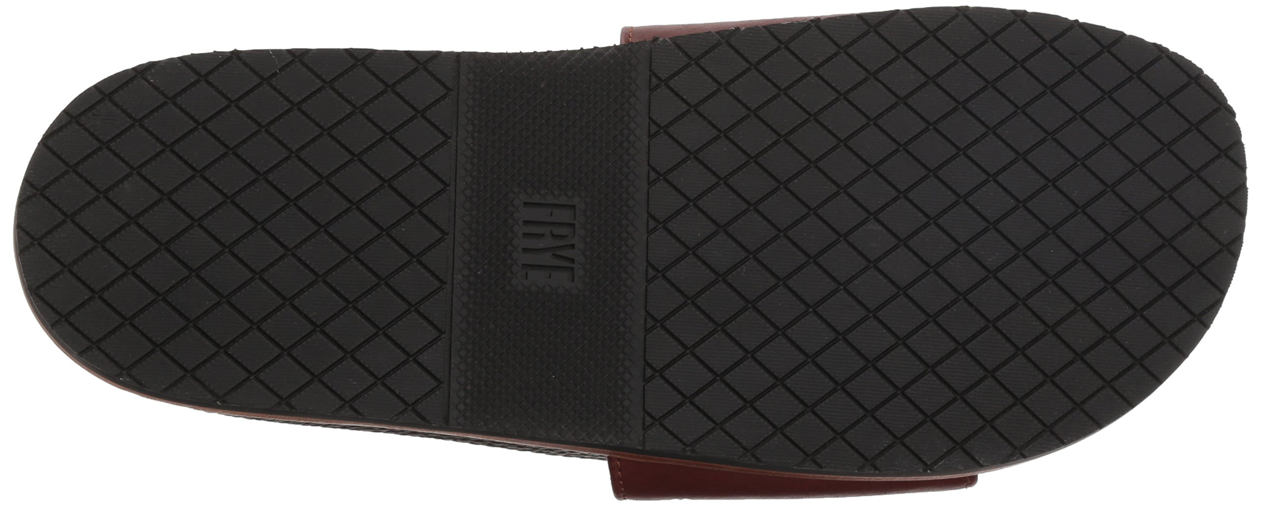 FRYE Men's Emerson Slide Sandal, Brown 12 Medium US by FRYE (Image #3)