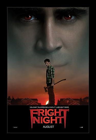FIL894 Fright Night Movie Poster Glossy Finish MCPoster