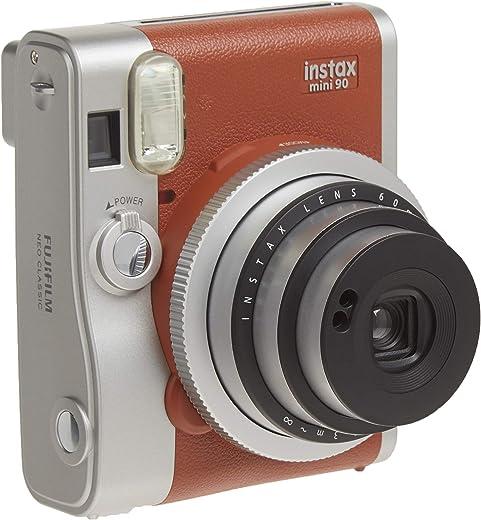 Fujifilm Instax Camera Mini 90 Neo Classic Instant Film