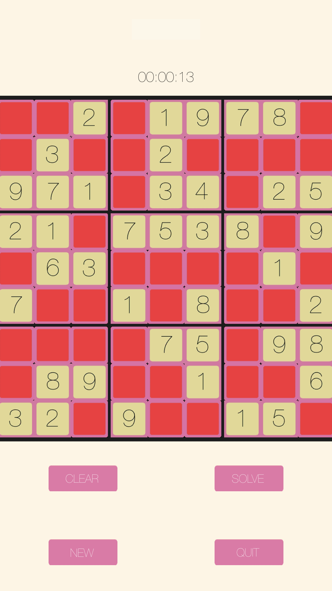 Sudoku Super Challenge - The Number Placement Puzzle