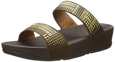 Cheap Sale Marketable Sale Wiki Womens Aztec Chada Slide Fashion Sandals FitFlop Discount Good Selling Sale Store Latest Collections Online WYJmpUMGTv