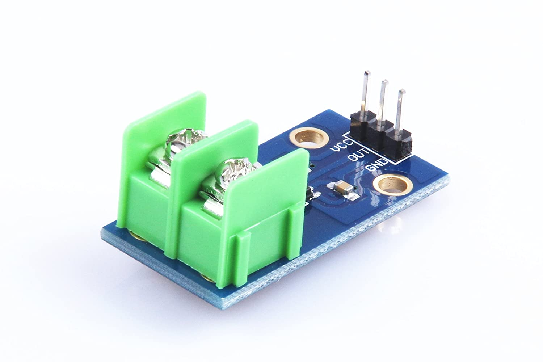 Knacro 20a Ac And Dc Current Sensor Module Acs712 30a Art Of Circuits Arduino Acs712elctr Home Audio Theater