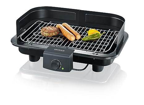 Bester Severin Elektrogrill : Severin pg barbecue grill w tischgrill grillfläche