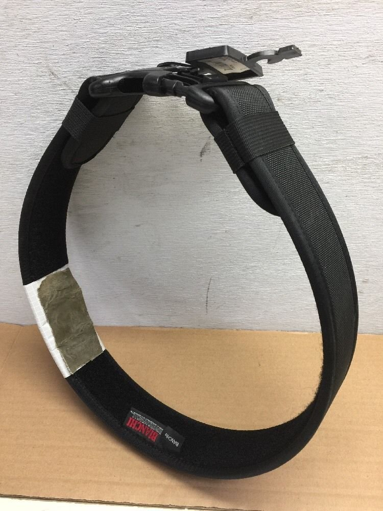 Bianchi AccuMold Belt Model 7200 Nylon Duty Belt 28'' - 31'' Size Small