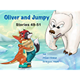 Oliver and Jumpy - the Cat Series, Stories 49-51, Book 17: Bedtime stories for children in illustrated picture book with short stories for early readers. (Oliver and Jumpy, the cat series)