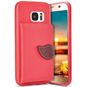Robinsoni Fundas Compatible con Samsung Galaxy S7 Edge Funda ...