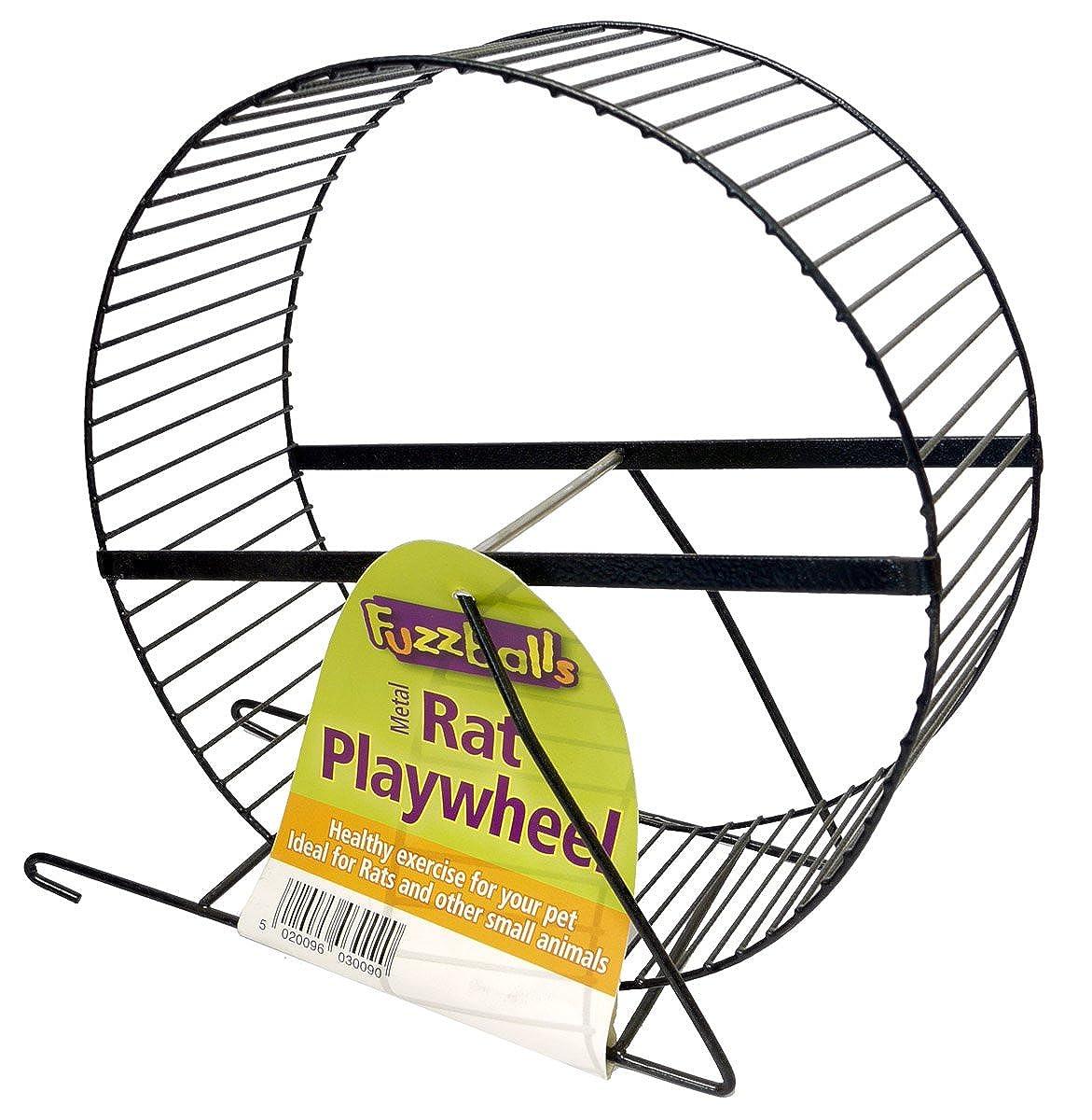 Amazon.com: Pennine Rata Play Rueda con soporte, talla única ...