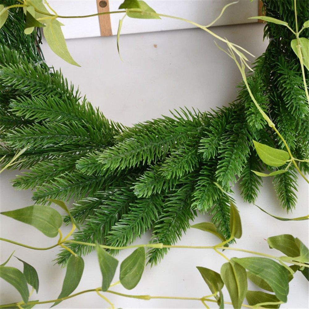 Domire 1 PC Christmas Trees Decorative Simulation Plant Flower Artificial Plants