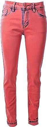 My Christy Skinny Pant Jeans spodnie rurki stretch Push Up Coralle: Odzież