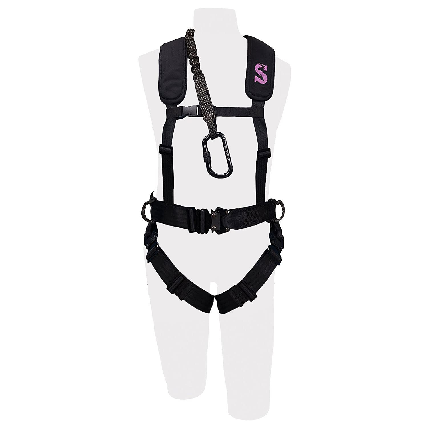 Amazon.com   Summit Treestands Women s Sport Safety Harness   Sports    Outdoors 5085a9f00