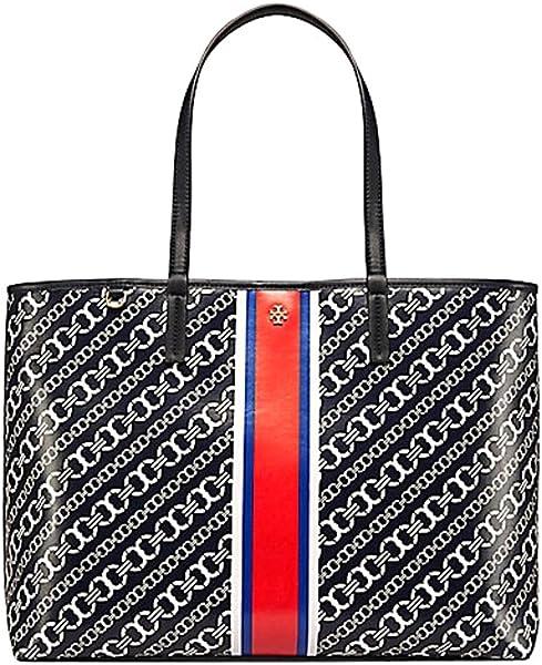 db54dfff58fb Amazon.com  Tory Burch Gemini Link Tote Shoulder Bag