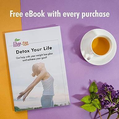 purple life slimming ceai