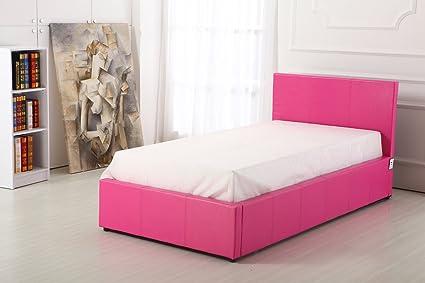 Prime Pink Ottoman Bed Uk Short Links Chair Design For Home Short Linksinfo