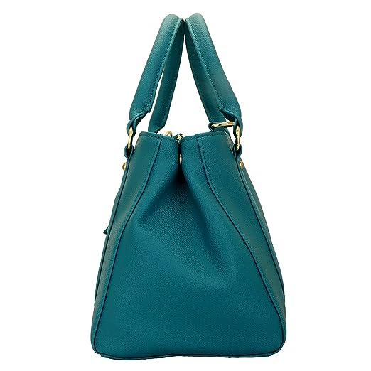 Lapis O Lupo Nero Womens Handbag Black Multi-functional pocket design