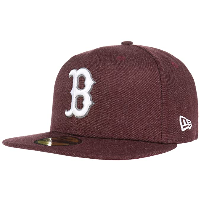 A NEW ERA Gorra 59Fifty Seas Heather Red Sox by gorragorra de beisbol (7 7 7bccfbbb422c